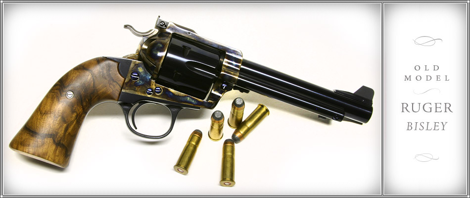 Old Model Ruger Bisley